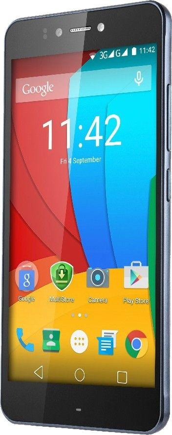 Мобильный телефон Prestigio MultiPhone 3530 Muze D3 (PSP3530DUOBLACK) Black - 2
