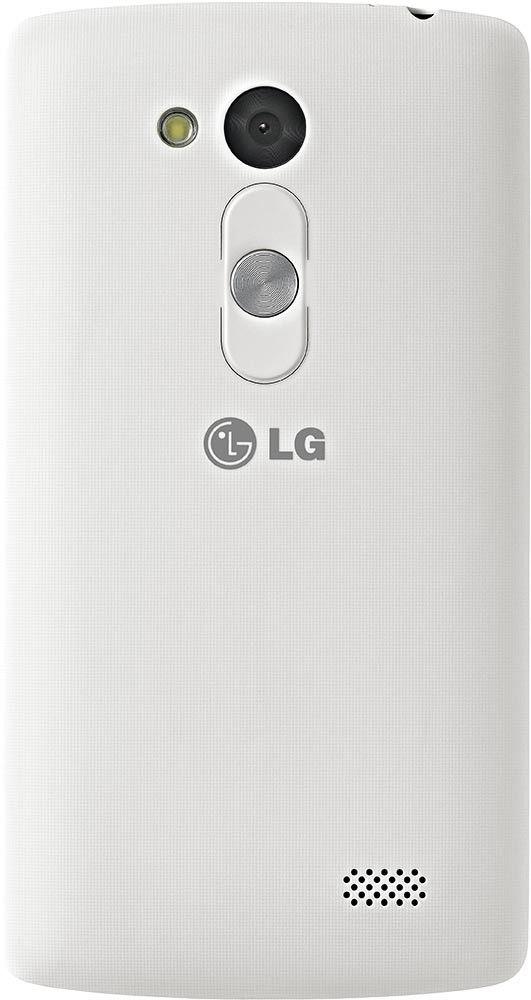 Мобильный телефон LG L Fino D295 Dual Sim White - 1