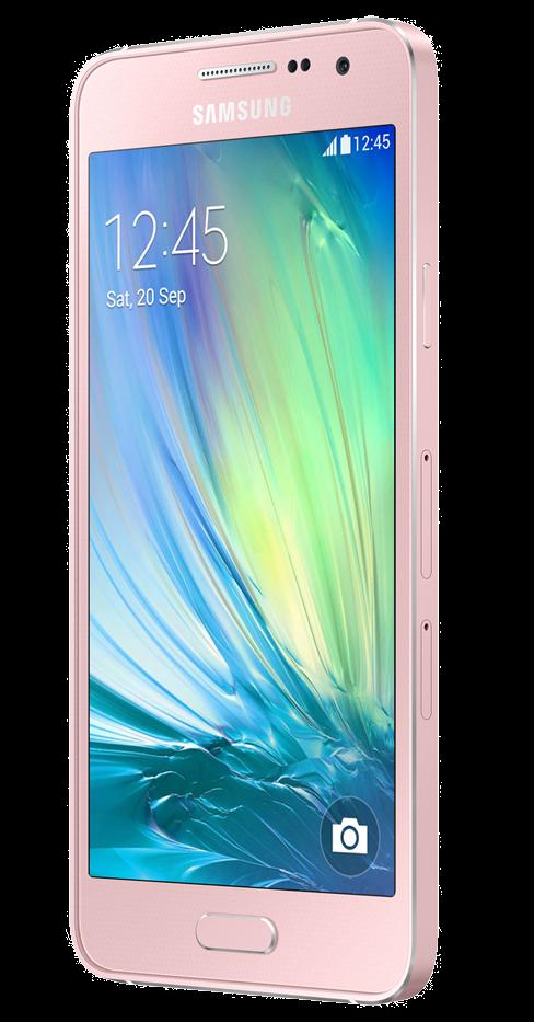 Мобильный телефон Samsung Galaxy A3 SM-A300H Pink - 3