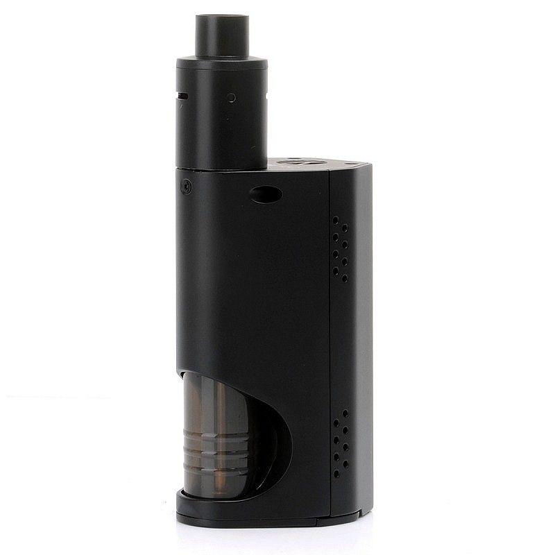 Стартовый набор Kangertech DripBox 160W Starter Kit Black (KRDB160SKB) - 1