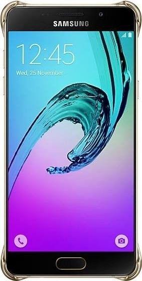 Чехол Samsung A510 EF-QA510CFEGRU Gold - 2