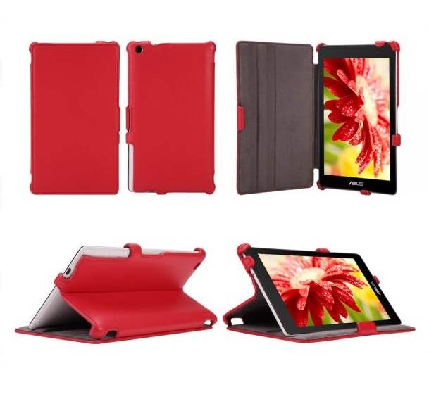 Обложка AIRON Premium для Asus ZenPad 7.0 (Z170) Red - 6