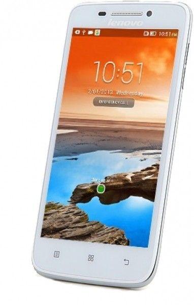 Мобильный телефон Lenovo S650 White - 1