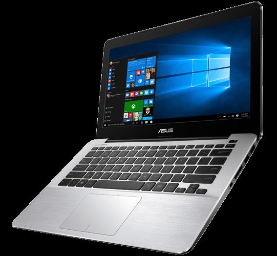 Ноутбук Asus X302UJ (X302UJ-R4007D) Black - 1