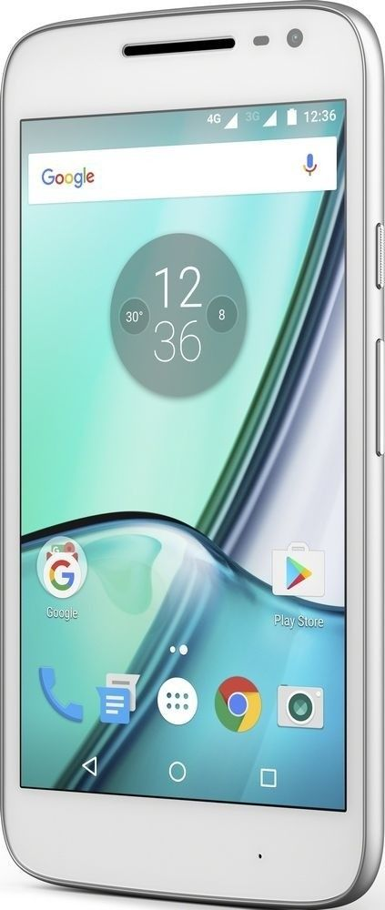 Мобильный телефон Motorola Moto G4 Play XT1602 White - 1