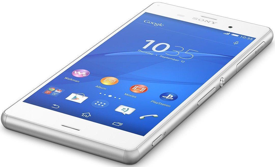 Мобильный телефон Sony Xperia Z3 DS D6633 White - 5