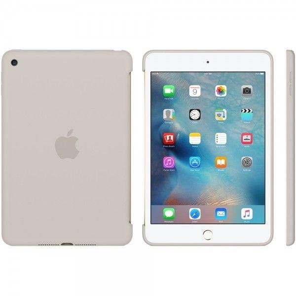 Силиконовый чехол Apple Silicone Case для  iPad mini 4 (MKLP2ZM/A) Stone - 4