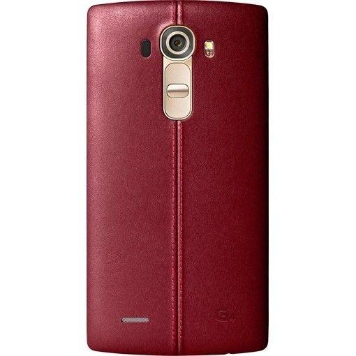 Мобильный телефон LG H818 G4 Leather Red - 1