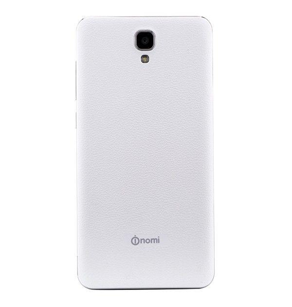 Мобильный телефон Nomi i504 Dream White/Orange - 3