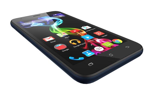 Мобильный телефон Archos 50C Platinum Dark Blue (690590030428) - 5