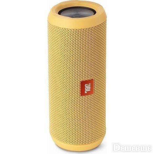 Портативная акустика JBL Flip 3 Yellow (JBLFLIP3YEL) - 2