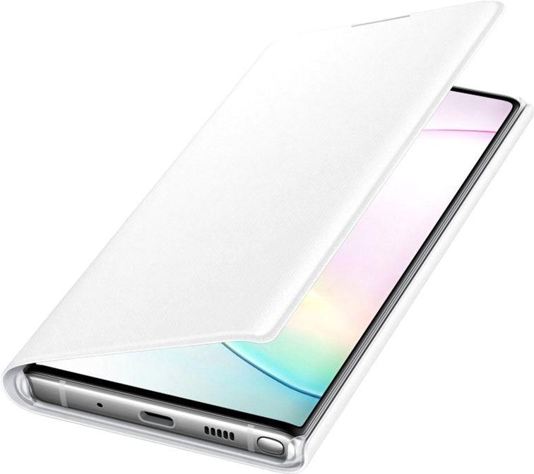 Чехол Samsung LED View Cover для Samsung Galaxy Note 10 (EF-NN970PWEGRU) White от Територія твоєї техніки - 4