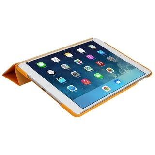 Чехол-книжка для iPad Jison Case Executive Smart Cover for iPad Air/Air 2 Yellow (JS-ID5-01H80) - 4