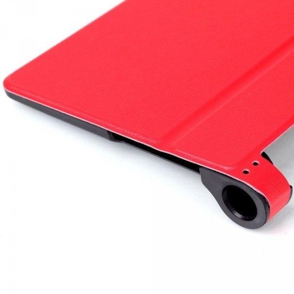 Чехол-книжка BeCover Smart Case для Lenovo Yoga Tablet 3 10 X50 Red - 1
