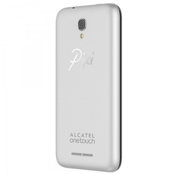 Мобильный телефон Alcatel One Touch 4024D Dual Sim Metal Silver - 1