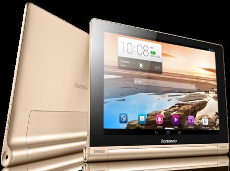 "Планшет Lenovo Yoga Tablet 10"" HD Plus B8080 16GB (59412202) - 7"
