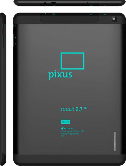 Планшет Pixus Touch 9.7 3G - 6
