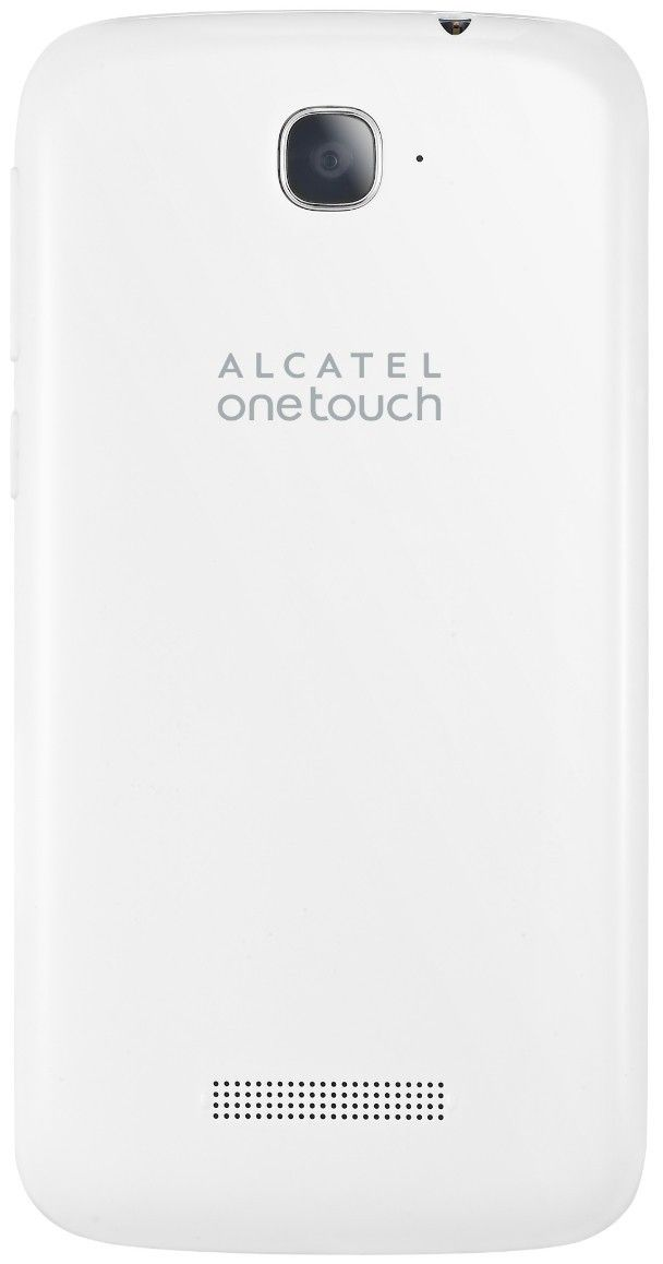 Мобильный телефон Alcatel One Touch 7041D POP C7 Dual Sim White - 1