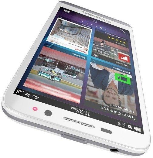 Мобильный телефон BlackBerry Z30 White - 3