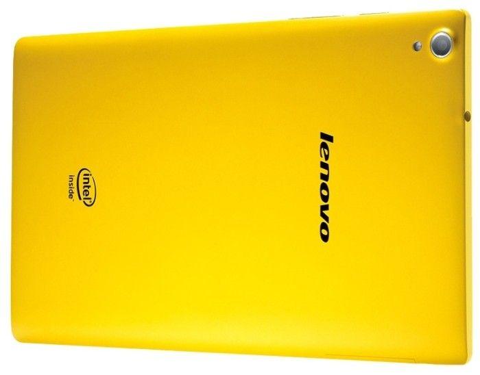 Планшет Lenovo S8-50LC 16GB LTE Yellow (59427943) - 1