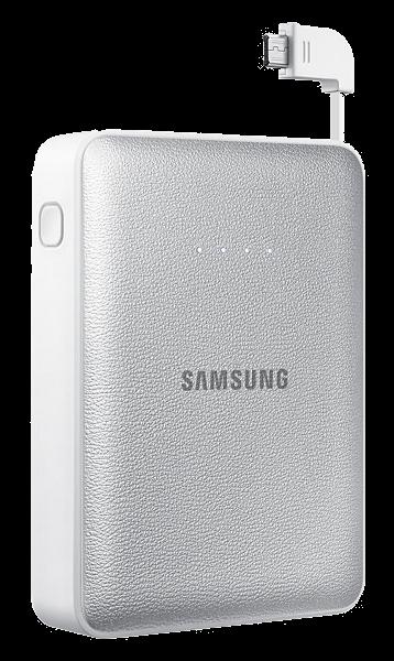 Портативная батарея Samsung EB-PG850BSRGRU Silver - 1