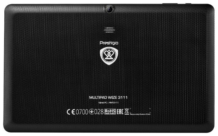 Планшет Prestigio MultiPad Wize 3111 Black (PMT3111_WI_C) - 4