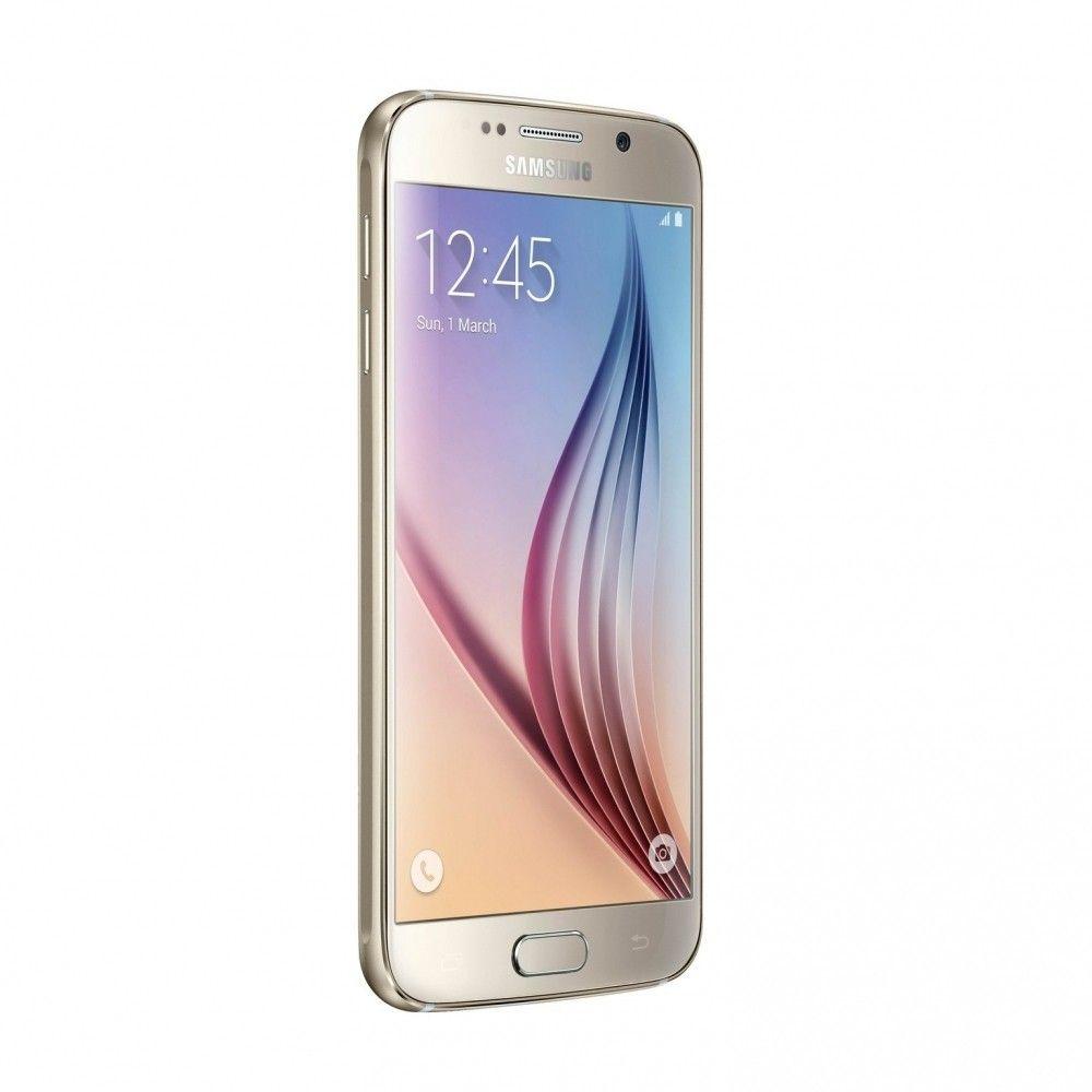 Мобильный телефон Samsung Galaxy S6 32Gb G920F (SM-G920FZDASEK) Gold - 4