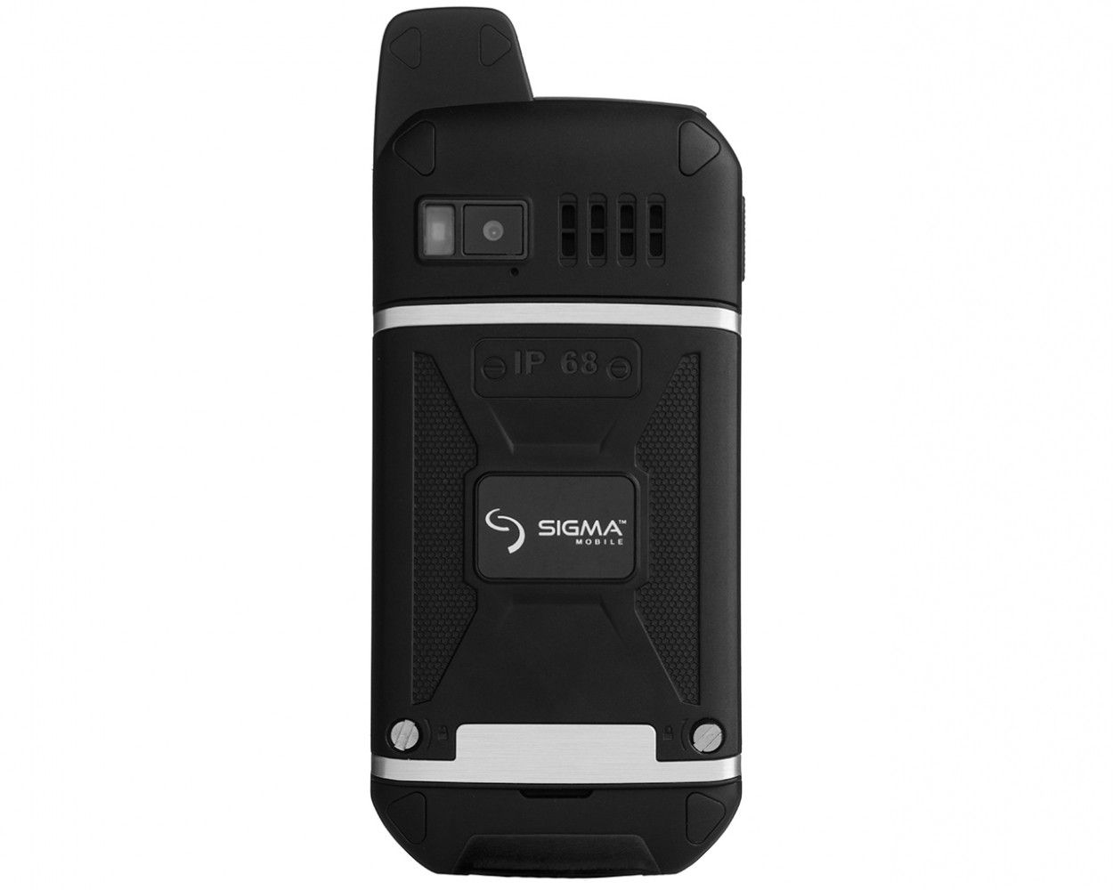Мобильный телефон Sigma mobile X-treme 3SIM Black - 2