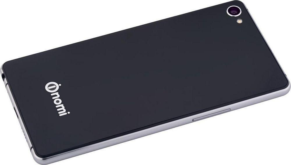Мобильный телефон Nomi i552 Gear Black - 3