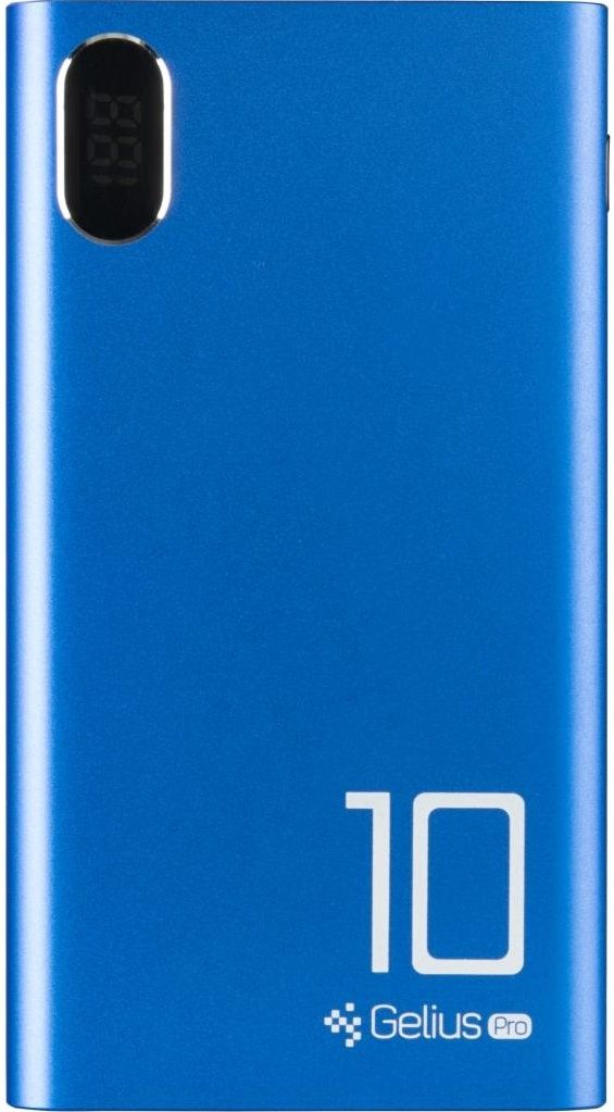 УМБ Gelius Pro CoolMini GP-PB10-005 10000 mAh (2099900720291) Blue