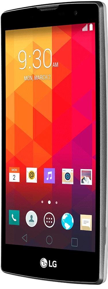 Мобильный телефон LG Magna Y90 H502F White - 3