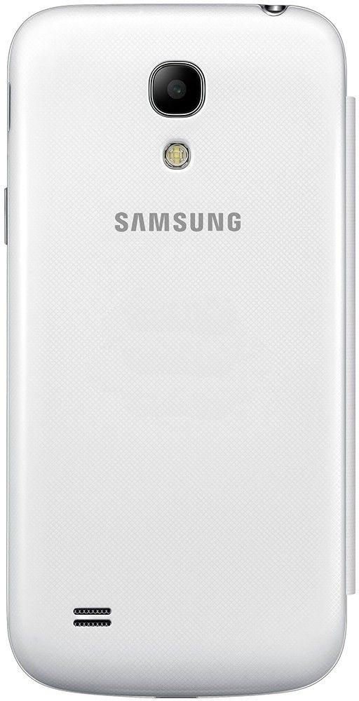 Чехол Samsung для Galaxy S4 Mini S View Case White (EF-CI919BWEGWW) - 1