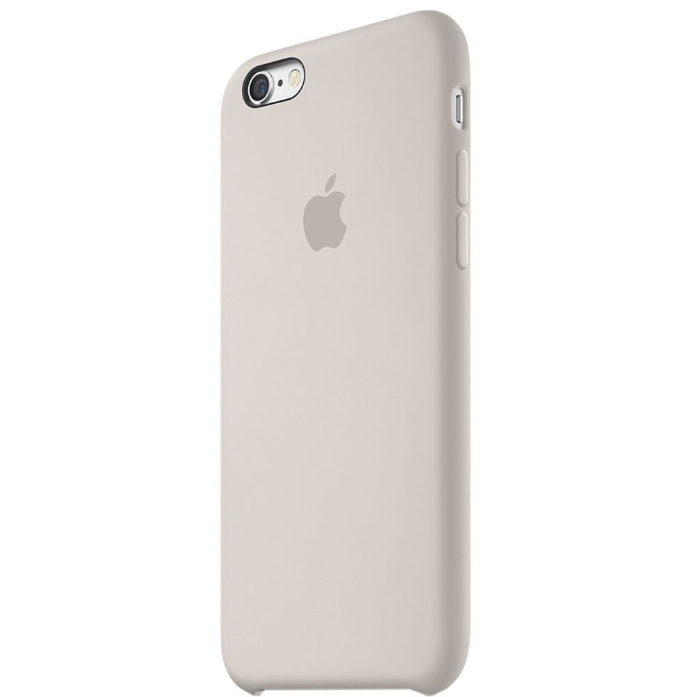 Панель Apple iPhone 6s Silicone Case Stone (MKY42ZM/A) - 1