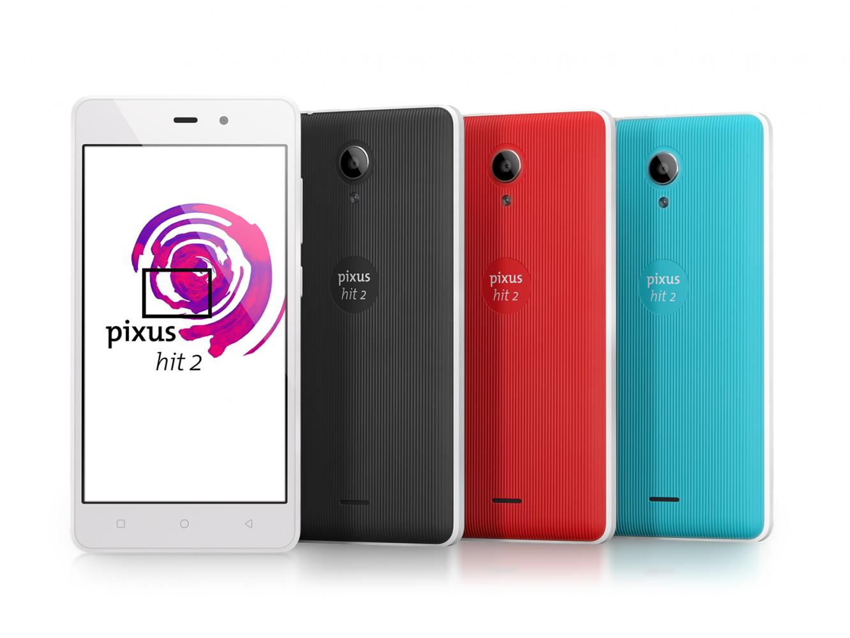 Мобильный телефон Pixus Hit 2 - 2