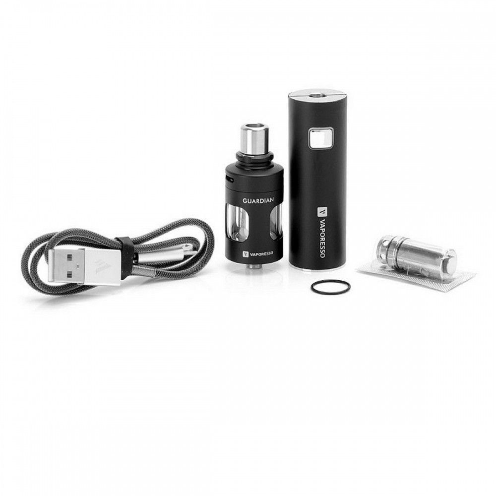Стартовый набор Vaporesso Guardian One Kit Black (VPGUARDBK) - 4