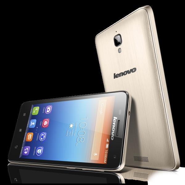 Мобильный телефон Lenovo S660 Gold - 3