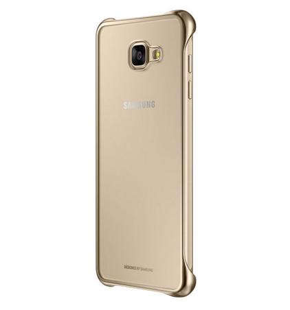 Чехол Samsung A710 EF-QA710CFEGRU Gold - 2