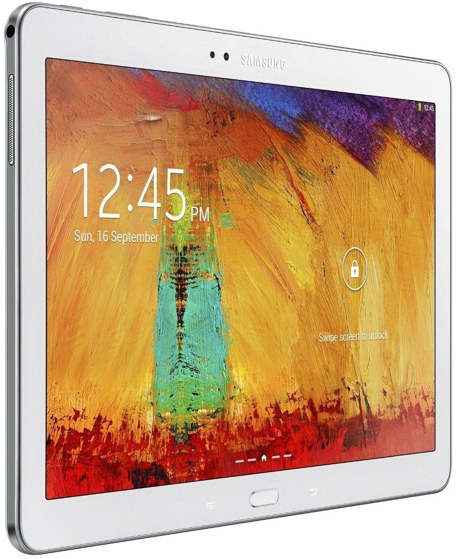 Планшет Samsung Galaxy Note 10.1 2014 Edition (SM-P6000ZWASEK) White - 1