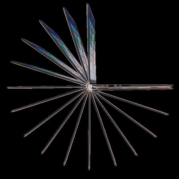 Ноутбук Lenovo Yoga 3 Pro 13 (80HE00J9UA) Gold - 1