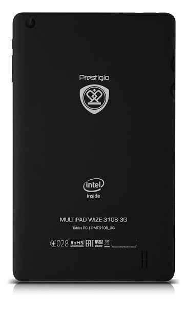 Планшет Prestigio 3108 MultiPad 8.0 Wize Black (PMT3108_3G) - 1
