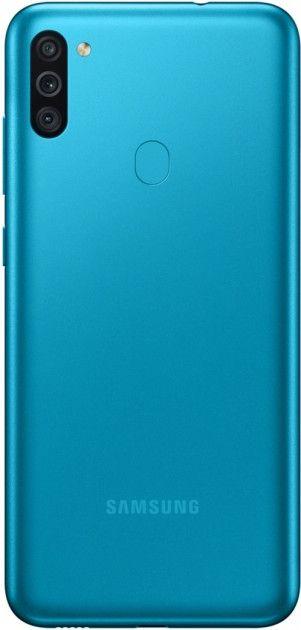 Смартфон Samsung Galaxy M11 3/32GB (SM-M115FMBNSEK) Blue от Територія твоєї техніки - 3