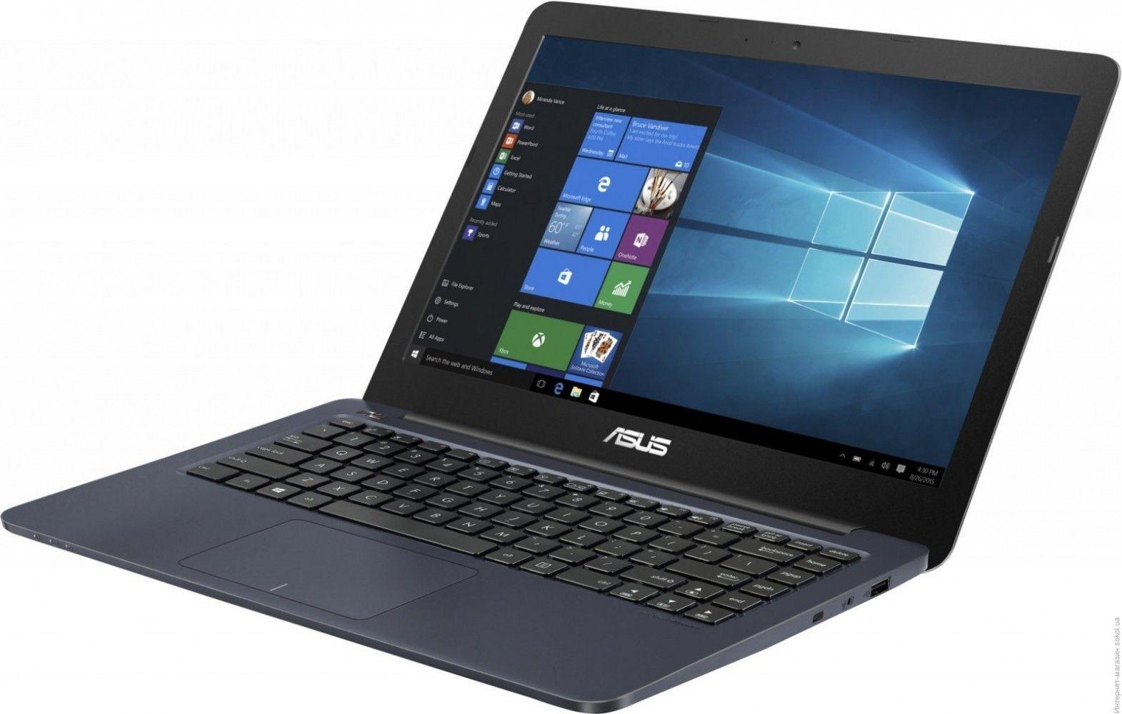 Ноутбук Asus EeeBook E402SA (E402SA-WX007D) Blue - 3