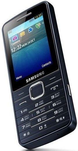 Мобильный телефон Samsung S5611 Black - 4