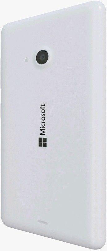 Мобильный телефон Microsoft Lumia 535 DS White - 1