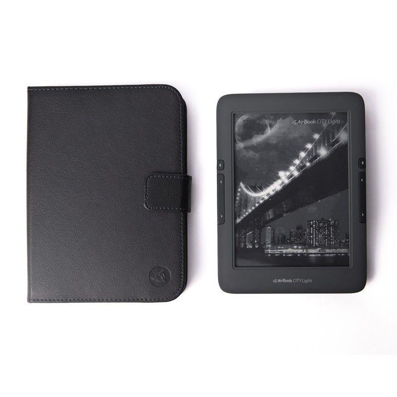 Электронная книга AirBook City Light Touch Black - 3