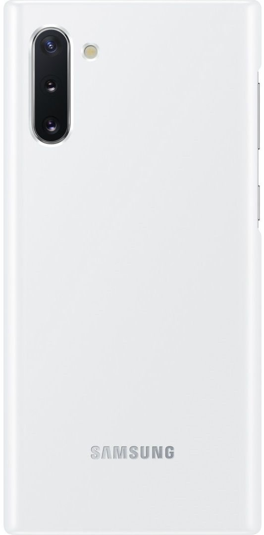 Панель Samsung LED Cover для Samsung Galaxy Note 10 (EF-KN970CWEGRU) White от Територія твоєї техніки - 3