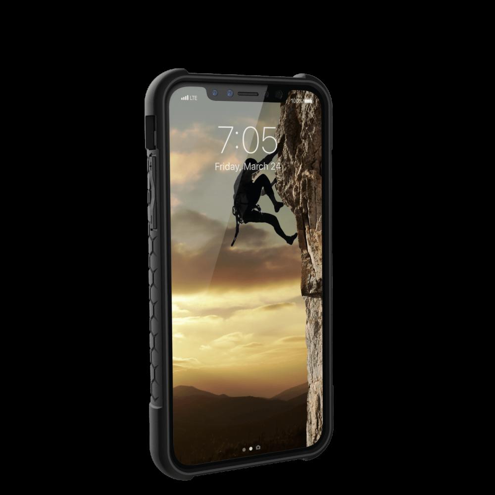 Чехол UAG iPhone X Monarch Graphite от Територія твоєї техніки - 4