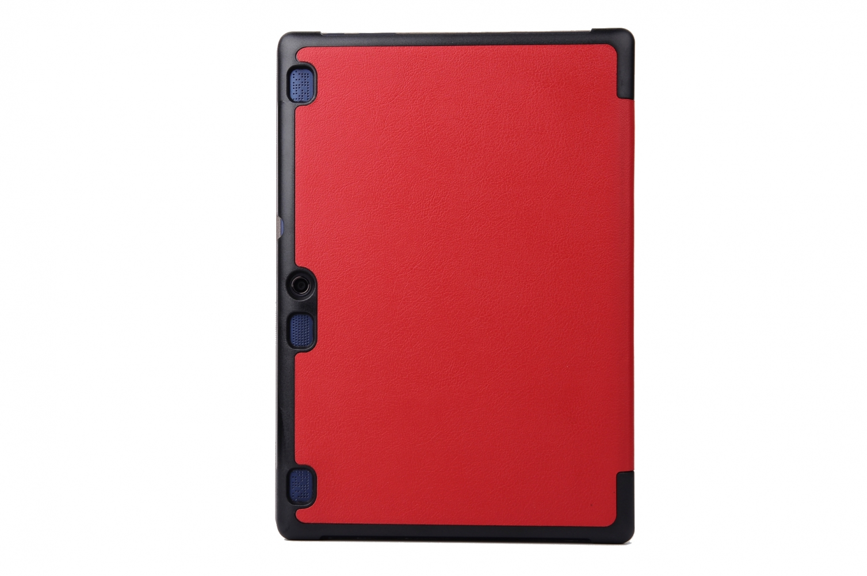 Обложка AIRON Premium для Lenovo Tab 2 A10 Red - 3