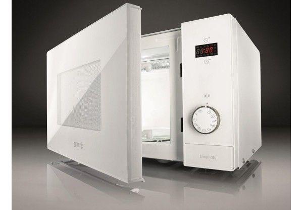 Микроволновая печь Gorenje MO6240SY2W - 3