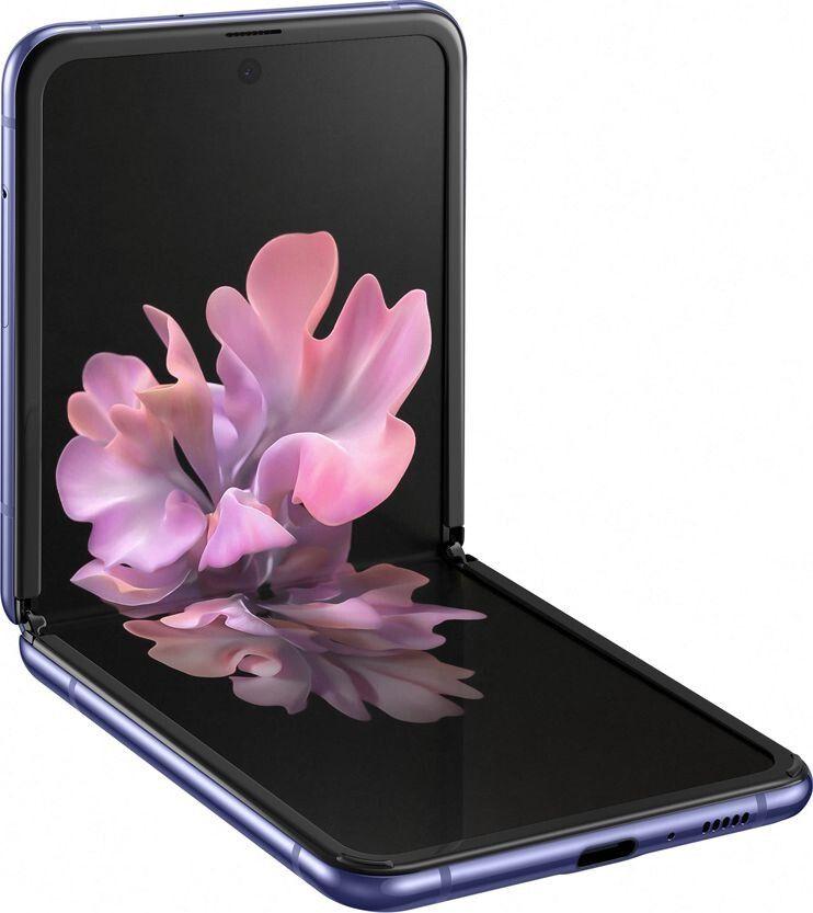 Смартфон Samsung Galaxy Z Flip 8/256Gb (SM-F700FZPDSEK) Purple от Територія твоєї техніки - 7